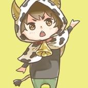 似顔絵師  黒牛