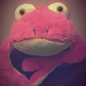 Pink Froggy