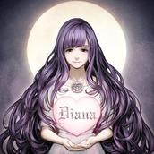 白魔術師 *Diana*