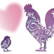 LOVE BIRDS PRESENTS
