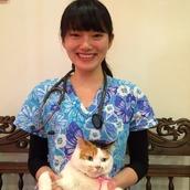 獣医師kana