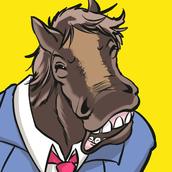 FB広告の馬