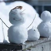 粉雪見大福